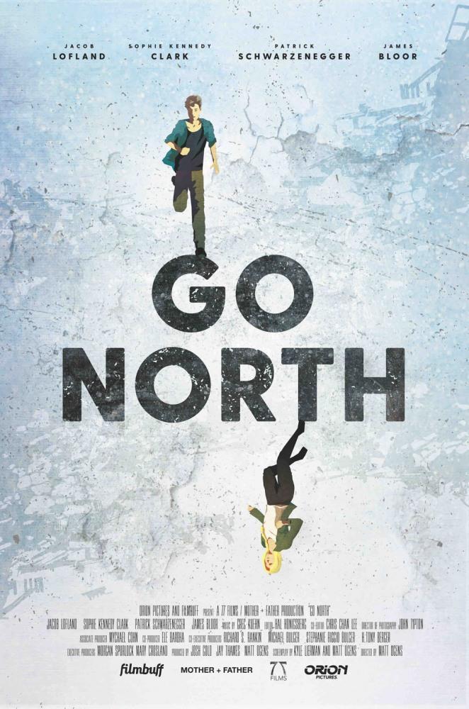 На север (2017)