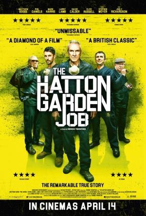 Ограбление в Хаттон Гарден (2017)