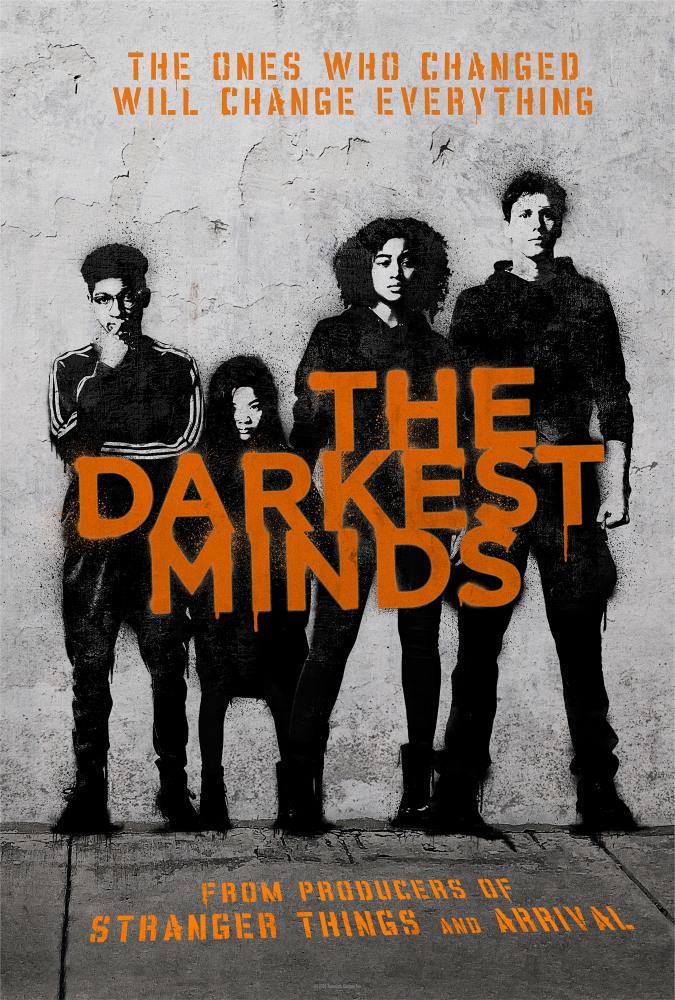 Тёмные отражения (2018)