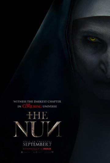 Проклятье монахини (2018)